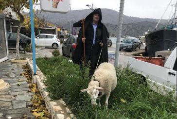 Πρώην δήμαρχος στην Αιτωλοακαρνανία σε ρόλο ακτιβιστή…