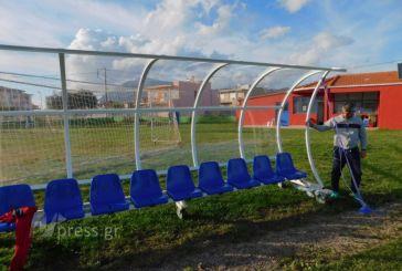 Ο Ατρόμητος Αντιρρίου καταγγέλει το δήμο Ναυπακτίας για τις άθλιες συνθήκες του γηπέδου