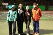 Διάκριση στους Διασυλλογικούς Αγώνες Τέννις Δυτικής Ελλάδος για τον  Αθλητικό Σύλλογο Αντισφαίρισης Αγρινίου