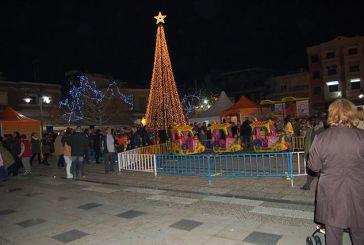Mε τη φωταγώγηση του δένδρου η έναρξη των χριστουγεννιάτικων εκδηλώσεων στο Δήμο Μεσολογγίου