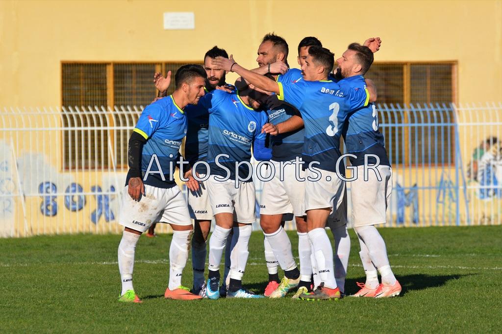 ΑΕΜ και Ν.Αμφίλοχος στον τελικό του Κυπέλλου ΕΠΣΑ