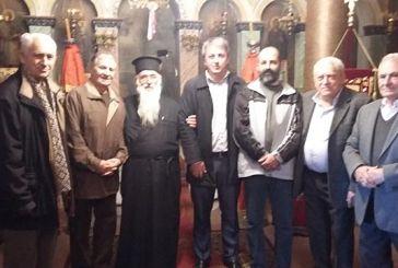 Η εορτή του Αγίου Νικολάου στην Ανάληψη Τριχωνίδας