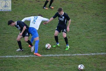 Συνέχισε με νίκη ο Αμφίλοχος, 2-1 τον Αστέρα Παραποτάμου