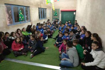 """Μεγάλο ενδιαφέρον στο «Χριστουγεννιάτικο Τουρνουά Τέννις – Ποδοσφαίρου – Βόλεϊ"""" στο Αγρίνιο"""