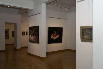 """Εγκαινιάστηκε στη Δημοτική Πινακοθήκη Αγρινίου η έκθεση «Συλλογή Βογιατζόγλου-επιλογή"""""""