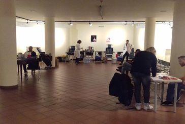 Με μεγάλη συμμετοχή η εθελοντική αιμοδοσία των Ευρυτανικών Συλλόγων στην Αθήνα
