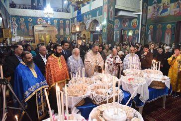 Πανηγύρισε ο Ιερός Ναός Αγίου Νικολάου Στράτου Αγρινίου