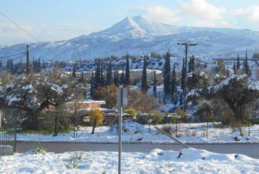 Πρόγνωση καιρού 22-27 Δεκεμβρίου: Αίθριος καιρός με κρύο τις μέρες των Χριστουγέννων στην Αιτωλοακαρνανία
