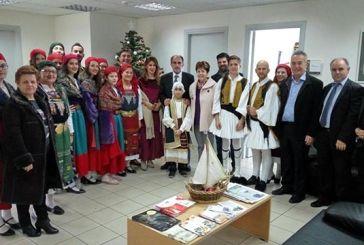 Με κάλαντα κι ευχές αποχαιρετά το 2017 η Περιφέρεια Δυτικής Ελλάδας