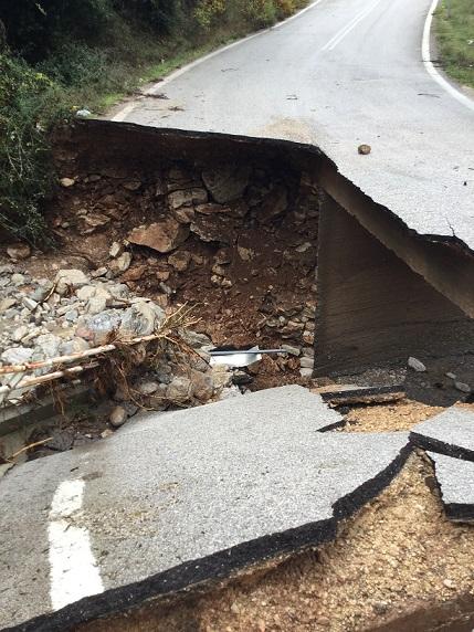 200.000 ευρώ στον Δήμο Αγρινίου για αποκατάσταση του οδικού δικτύου