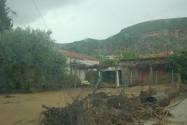 Επί ποδός ο ΕΛΓΑ για τις πλημμύρες στην Αιτωλοακαρνανία