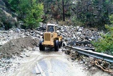 Καταστροφές από την κακοκαιρία   στο Δήμο Ακτίου – Βόνιτσας