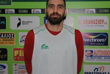 """Μπάμπης Μουρατίδης (ΑΟ Αγρινίου): «Να διεκδικήσουμε τη νίκη στις Σέρρες"""""""
