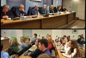 Η εκδήλωση απονομής των πιστοποιητικών NOCN και LAAS στο Αγρίνιο