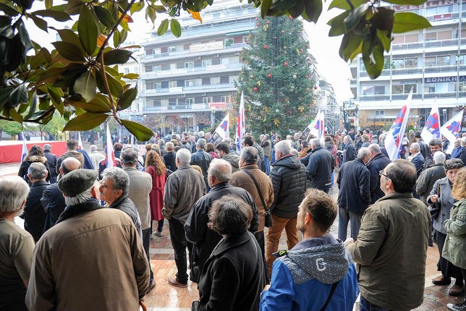 """""""Συμπαράσταση και αλληλεγγύη"""" από τον Εμπορικό Σύλλογο Αγρινίου στους εργαζόμενους που απεργούν"""