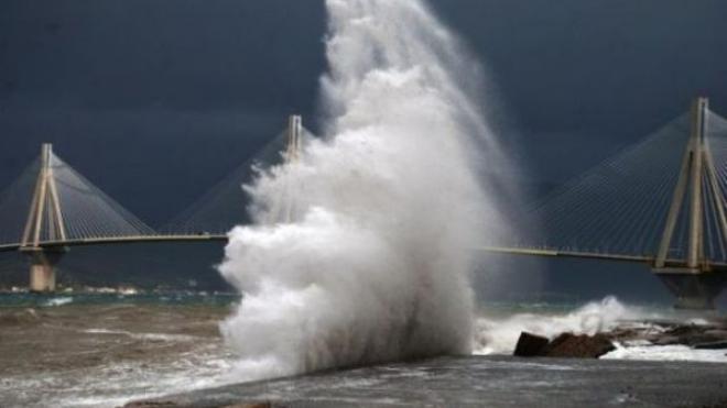 Κλειστό το Πορθμείο Ρίου – Αντιρρίου, προσοχή στη Γέφυρα