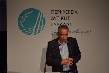 Όσα είπε ο Σκουρλέτης στο συνέδριο  της Περιφέρειας Δυτικής Ελλάδας