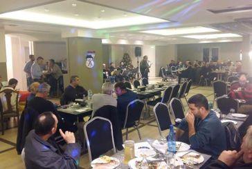 Συνεστίαση του ΚΚΕ στον Αστακό με ομιλία Μωραΐτη