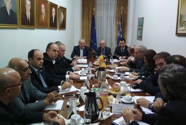 Συζήτησαν με Δραγασάκη για την αναπτυξιακή προοπτική της Δυτικής Ελλάδας