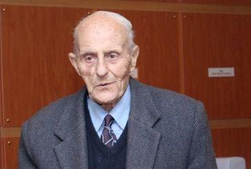 Θλίψη στο Μεσολόγγι: Απεβίωσε ο ευπατρίδης Γεράσιμος Τζάνος