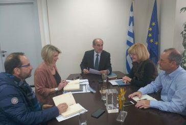Κατσιφάρας: Με υπεύθυνη διαχείριση και διαφάνεια συνεχίζουμε την υλοποίηση του ΠΕΠ Δυτικής Ελλάδας 2014-2020