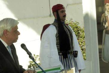 Ο Αγιος Γεώργιος ο Φουστανελάς ανακηρύχθηκε προστάτης της Προεδρικής Φρουράς