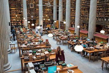 Η Εθνική Βιβλιοθήκη της Ελλάδος μετακομίζει