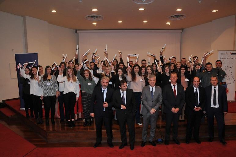 Ποιούς μαθητές της Αιτωλοακαρνανίας βράβευσε η Eurobank