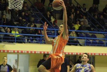 Με νίκη έκλεισε τον πρώτο γύρο ο ΑΟ Αγρινίου, 73-58 τους Μαχητές Πειραματικού Πεύκων