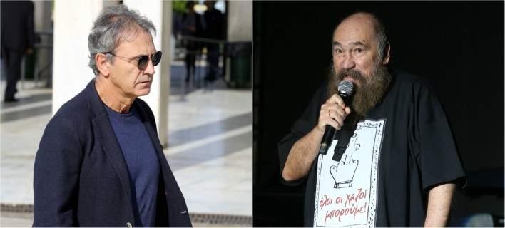 Το «αντίο» του Γιώργου Νταλάρα στον Τζίμη Πανούση-Eίχαν  σκληρή πολύχρονη δικαστική διαμάχη