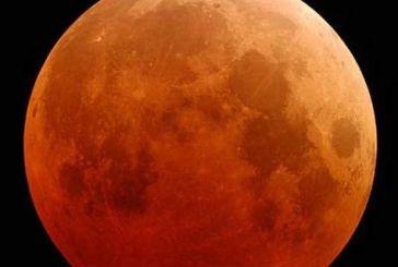 Ολική έκλειψη υπερ-Σελήνης στις 31 Ιανουαρίου -Ενα ασυνήθιστο φαινόμενο