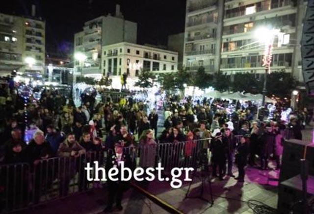 Live η τελετή έναρξης του Πατρινού Καρναβαλιού (video)