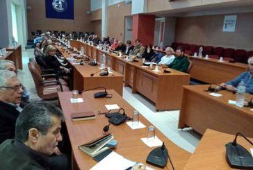 Συνάντηση  Κατσιφάρα με τους νέους Διευθυντές και Γενικούς Διευθυντές της Περιφέρειας