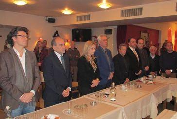 Κοσμικό γεγονός η εκδήλωση για την πρωτοχρονιάτικη πίτα του Ραδιοφωνικού Σταθμού Μεσολογγίου