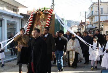 Η Κατούνα γιόρτασε τον πολιούχο της Άγιο Αθανάσιο