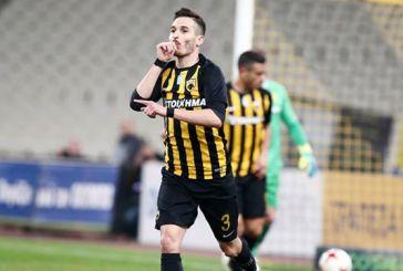 Κύπελλο: Με πολλές αλλαγές ο Παναιτωλικός έχασε 1-0 από την ΑΕΚ στο ΟΑΚΑ