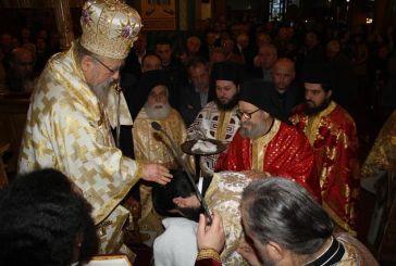 Η εορτή της Παναγίας της Παραμυθίας στον Ι.Ν. Αγίας Τριάδος Αγρινίου – Χειροτονία Διακόνου