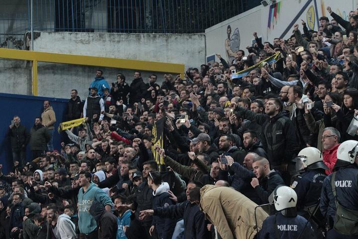 Mέχρι 400 εισιτήρια σε….μεμονωμένους οπαδούς της ΑΕΚ για τον αγώνα στο Αγρίνιο