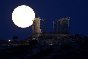 Απόψε το πιο φωτεινό φεγγάρι του 2018