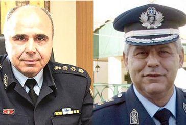 Ο Κ. Στεφανόπουλος νέος Περιφερειακός Αστυνομικός Διευθυντής – Στην Ιονίων Νήσων ο Γ. Ματσούκας