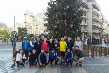 Με  τρέξιμο μέσα στην πόλη υποδέχθηκε το 2018 ο Σύλλογος Δρομέων Υγείας Αγρινίου