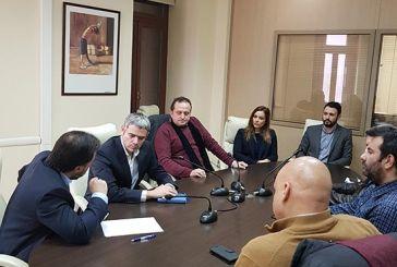 Συνάντηση του Κ. Καραγκούνη με το Δ.Σ. του ΤΕΕ Αιτωλοακαρνανίας – Τι συζητήθηκε