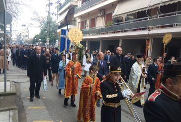Κυκλοφοριακές ρυθμίσεις για τον εορτασμό των Θεοφανείων στο Αγρίνιο
