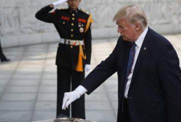 Τραμπ: Το δικό μου «κουμπί» για τα πυρηνικά είναι δυνατότερο από του Κιμ