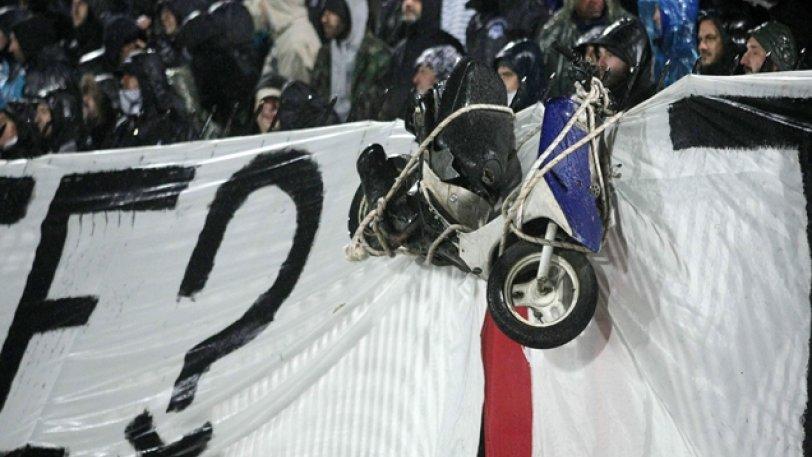 Εξονυχιαστικός έλεγχος στα ελληνικά γήπεδα