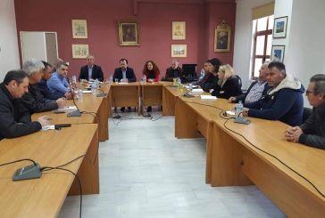 Ευρύ φάσμα θεμάτων στη συνάντηση του Δήμου Θέρμου με το ΤΕΕ Αιτωλοακαρνανίας
