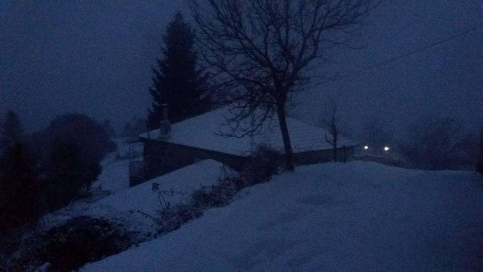 Ορεινή Ναυπακτία-Δωρίδα: σε λευκό κλοιό απο τον «Κρέοντα» (βίντεο)