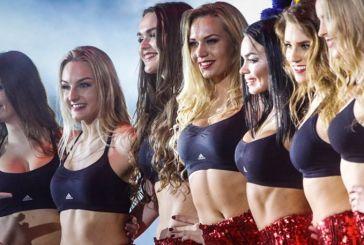 Πάτρα: «Όλα τα λεφτά» στο ελληνικό All Star Game… οι τσιρλίντερ της Ζαλγκίρις!