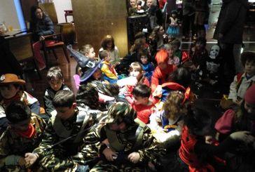 Το αποκριάτικο πάρτι των παιδιών της ΕΛΕΠΑΠ Αγρινίου