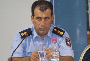 Διοικητής των Πυροσβεστικών Υπηρεσιών της Αιτωλοακαρνανίας αναλαμβάνει ο Χριστόφορος Μπόκας